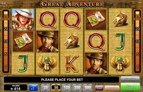 Game Slots Adventure